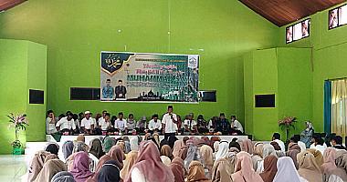 Kegiatan Maulid Nabi Besar Muhammad SAW 2021 FEBI